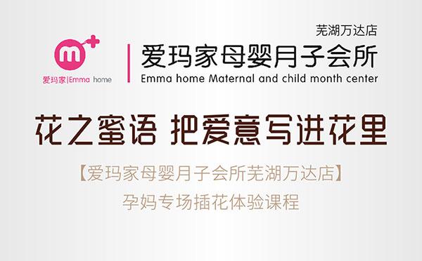 芜湖爱玛家月子中心 孕妈专场插画体验课程